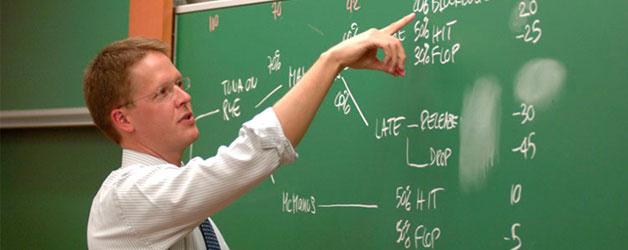 Mon professeur de Decision Analysis aime bien les arbres de décision !!